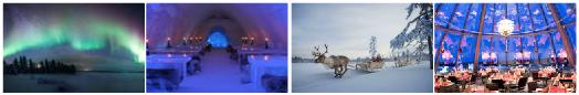 Incentive trip in Lapland