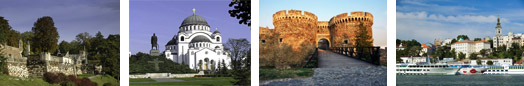 Incentive programmes and team building in Belgrade