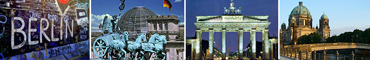 Luxury hotels, group accommodation in Berlin