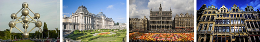 Holding an event or gala dinner in Brussels is a great idea!