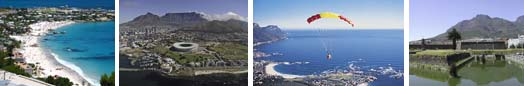 Incentive trip in Cape Town