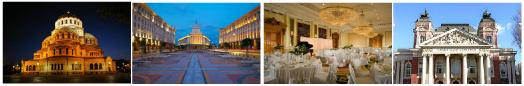Venues, Events and Gala Dinners in Sofia