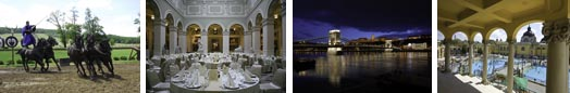Holding an event or gala dinner in Budapest is a great idea!