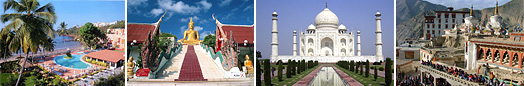 Accommodating groups in Agra, Jaipur