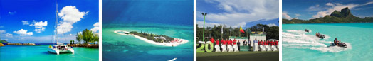 Incentive programmes and team building in New Caledonia