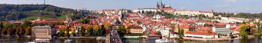 Luxury hotels, group accommodation in Prague