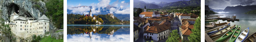 Incentive trip in Slovenia